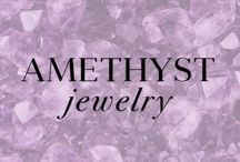 Amethyst Jewelry / Amethysts stones are perfect for bringing out the vibrance in your style. February's Birthstone is the stunning Amethyst. View some of our favorite Amethyst jewelry at Ice.com / by Ice.com
