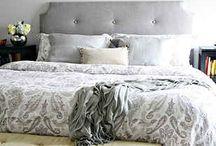 Bedroom ideas / by Tonya Howell