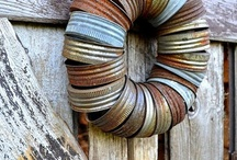 Crafties | Things to Make / Pinterest is so crafty!  Here are somethings I would love to make (but probably won't)!