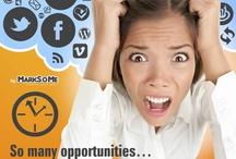 Marketing-Comunicación-Social Media / Temas profesionales que me apasionan: Marketing, Divulgación, Redes Sociales, Productividad, Blogging. / by Guillermo Rodríguez