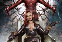 Comics / Anything connected to comic books