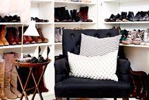 Dream Closet. / Beautiful closets that I love. / by Mollie Ruiz-Hopper
