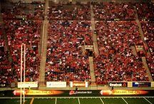 #CDNbeefFuelingTheCFL / #CDNbeefFuelingTheCFL Calgary Stampeders vs. BC Lions