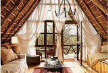 bedroom ideas / by Sierra Little