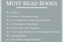Prep it / preppy lifestyle ideas, fashion inspiration and quotes.