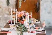 Weddings- Orange