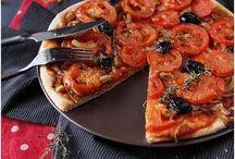 tarte tomate/oignon