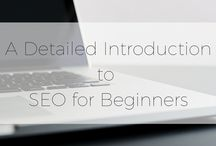 SEO / Learn how to optimise your website and blog to generate more qualified leads and traffic to your site.