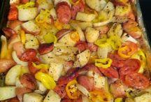 Cook that! / Scrumptious  / by Corrie Ferguson