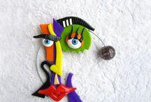 Polymer Clay / by Ilene Goldman