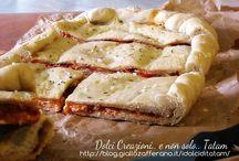 Focacce/Torte salate/Pizze