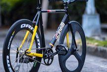 Fixedgear - steel - cicloturismo