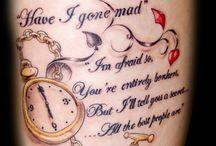 Tattoo / by Nadia W