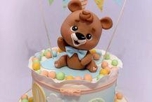 Торт Детский 1 Год