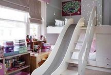 Gyerek hálószobák