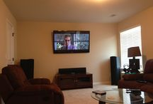 Home Theater / WeMountTvs.com can build you the home theatre experience you've always wanted!