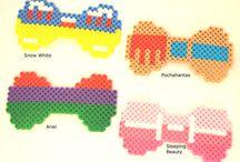 Melting beads