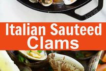 Clams/Mussels recipes