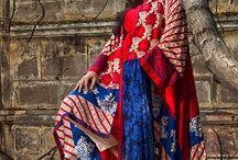 Zainab Chottani Winter Collection