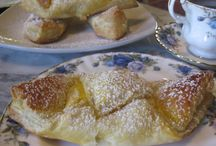 Pastries ~ Delish!! / by Lisa Malone
