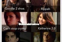 The Vampire Diaries / tvd, memes, moments from series, cute & funny