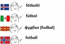 Soccer and footballers