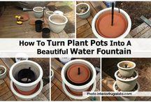 Water features / Garden