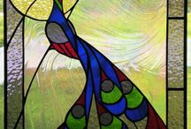 stained glass . tiffany 1