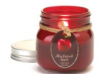 Scented Jar Candles & Candles