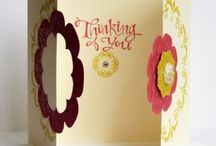 Stampin' Stuff-Framelits / by MaryAnn Hilleary