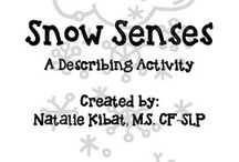 Season: Winter / Speech/Language
