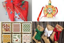 A Handmade Christmas~ handmade gifts / handmade gifts for everyone on your list