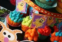 Brayden's 2nd birthday monster bash  / Monster / by Kristen Ball