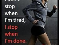 Fitness Inspiration / the best stress reliever.