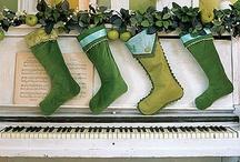 It's Christmas / Stuff I like and want to make or do for Christmas! / by Nancy Jones
