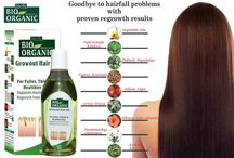 Hair Growth Oil / Grow out hair oil made up with combinations of those ingredients which help in grow hair faster.
