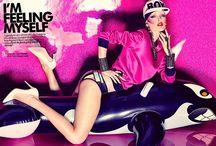Jenna for Dress to Kill Magazine by CHRIS NICHOLLS