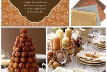 Thanksgiving / by Dana Honeycutt