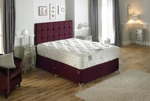 Hampton Collection / The Hampton Beds' range is a bespoke pocket collection incorporating individual pocket springs with active support techhnology® in the mattresses, each mattress is made with lavish layer of pure white cashmere, silk, wool, cotton and mohair and now includes horse hair