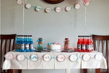 Gender Reveal Ideas / by Tia Marie