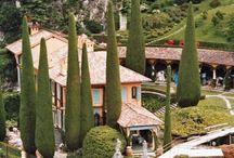 Villa la cassi nella / Garden italy