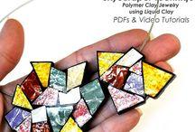 Polymer Clay Liquid Clay Inspiration