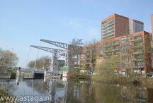 Tilburg Piushaven / Foto's van de Piushaven Tilburg