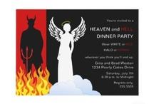Angel/Demon party