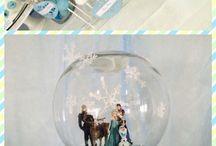 Frozen Elsa doğum günü