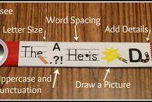 Second Grade Writing / Teaching Classroom Writing Rubric Checklist