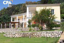 Villas for Sale in Corfu Greece / Cpa corfu presents you villas for sale in Corfu island Greece