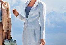 Svatba – Wedding / Chystáte svoji vlastní svatbu? Nebo jste zvaná jako host? Spoustu inspirace najdete v Burdě Style!