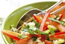 cuisine : quinoa