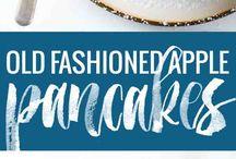 Fall Recipes / Fall recipes, fall desserts, fall recipes dinner, fall recipes dessert, healthy fall recipes, easy fall recipes, fall baking recipes, easy fall baking recipes